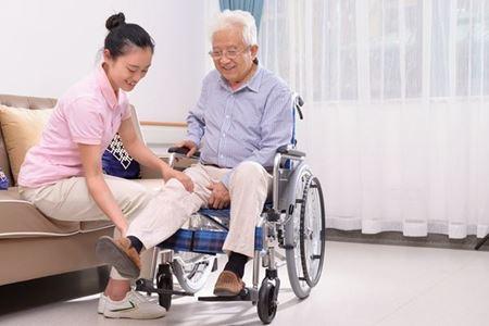 分类图片 成都如何选择口碑好的养老院?
