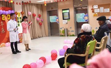 分类图片 成都养老院调查:短视频平台老人情感需求寄托