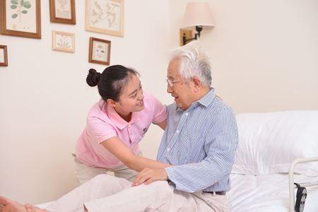 """分类图片 在养老行业里养老人的世界""""委屈""""不值一提"""