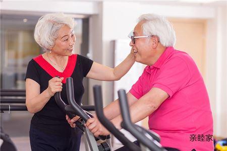 分类图片 成都养老院:老人如何度过适应期